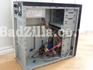Chassis: Generic Tower Case